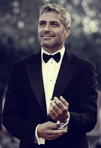 Mary Poppins at school meets George Clooney
